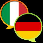 Italian German Dictionary Free icon