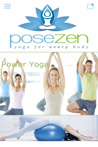 Posezen Yoga