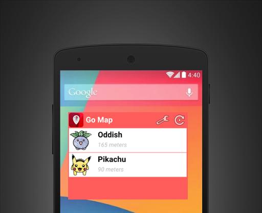 Go Map - For Pokemon screenshot 1