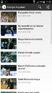 Basketbol Haber- screenshot thumbnail