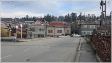 Photo: Str. Abatorului - intersectie si pod peste Paraul Racilor  - 2017.12.11