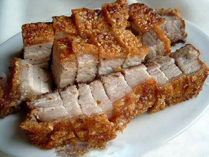 Thịt heo áp chảo cực ngon thơm lừng căn bếp