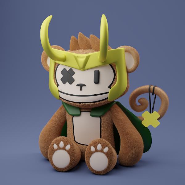 Alright…this is loki kinda cute