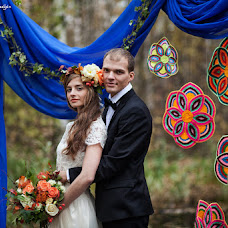 Wedding photographer Elena Gelberg (PenaLitrova). Photo of 02.11.2015