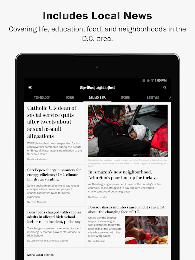 The Washington Post screenshot 21