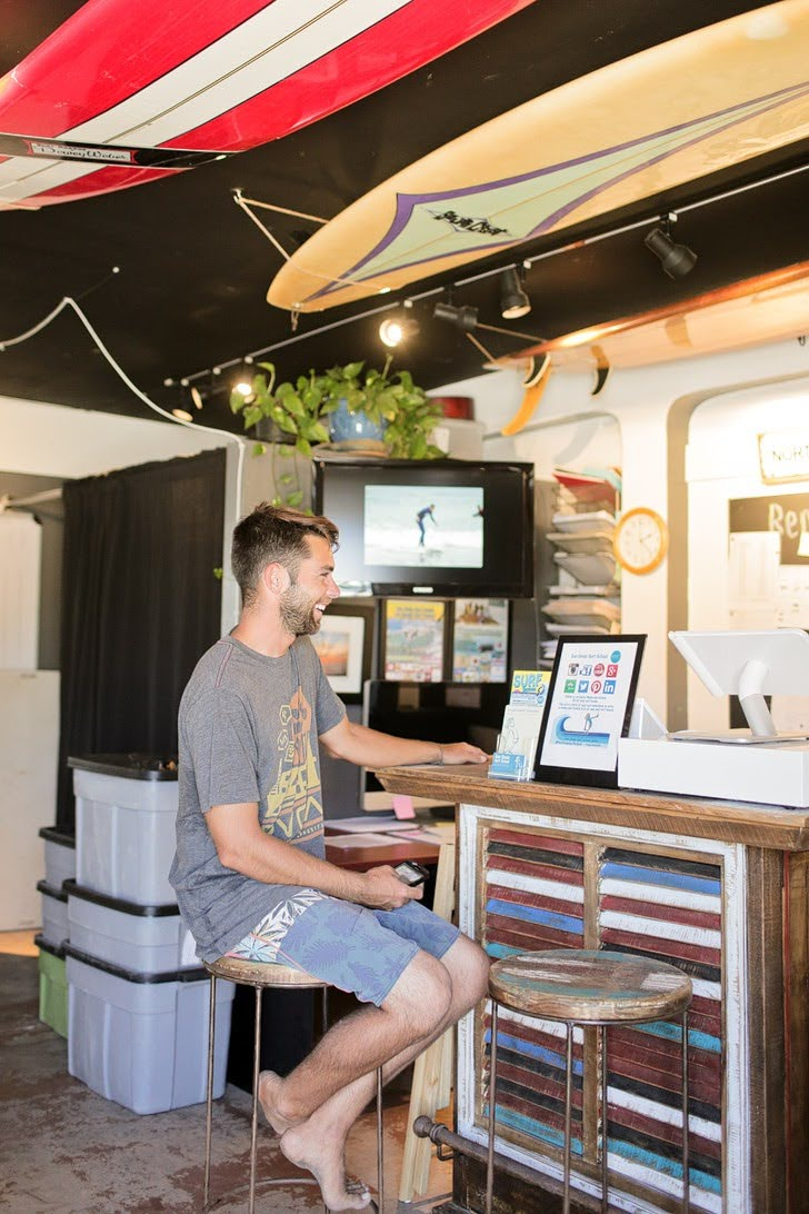 Learn How to Surf with San Diego Surf School.