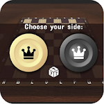 Checkers 3D - PVP & PVE Icon