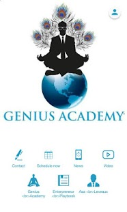 Genius Academy by Asa Leveaux- screenshot thumbnail