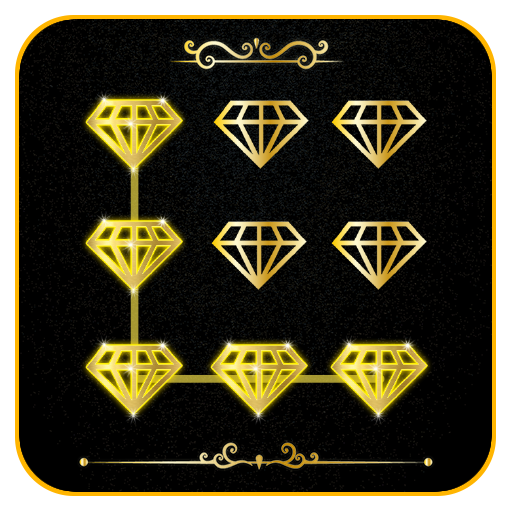 Gold Diamond CM Security Theme
