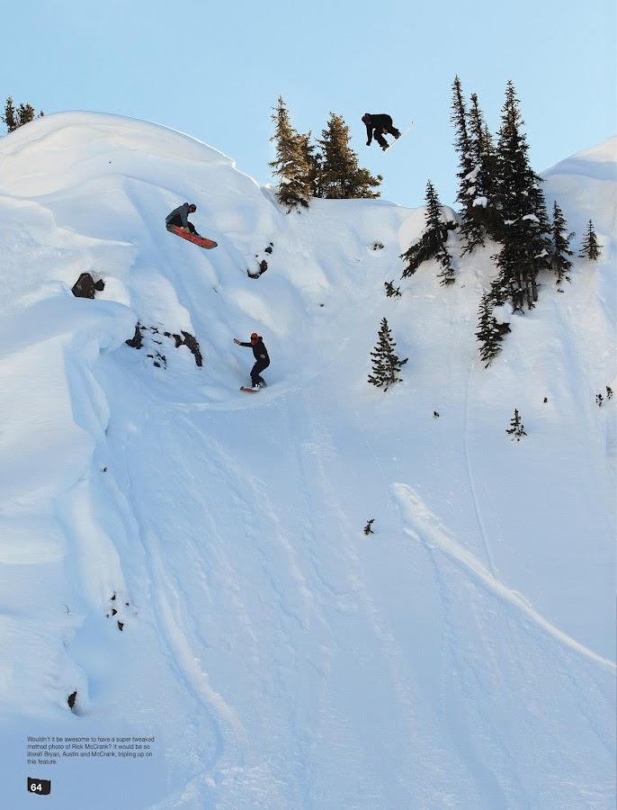 Snowboarder- screenshot