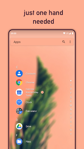 Niagara Launcher ? fresh & clean 0.22.1 screenshots 4
