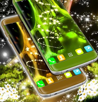 Forest Live Wallpaper Free - screenshot