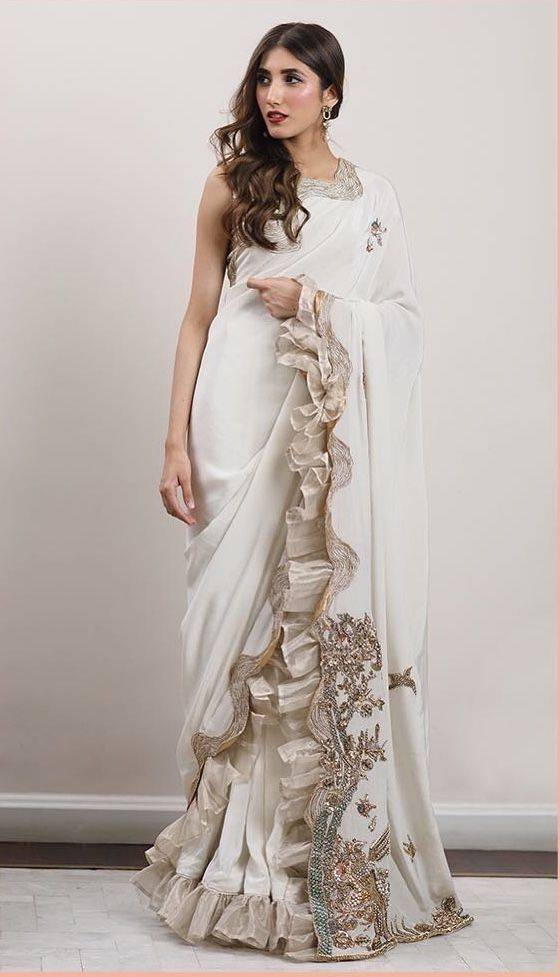 25 Best Party Wear Sarees Magicpin Blog,Casual Summer Wedding Guest Dresses