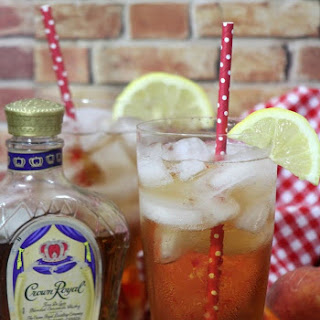 Peach Cocktails Recipes.