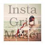 Insta Grid Maker Icon