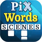 PixWords® Scenes Android APK Download Free By Black Maple Games