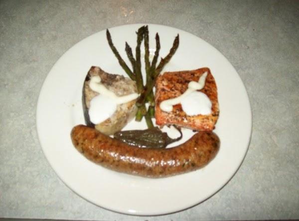 Super Grill Plate ! Recipe