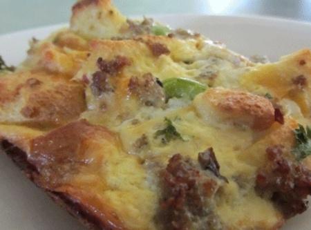 Hot Mama Breakfast Casserole Recipe