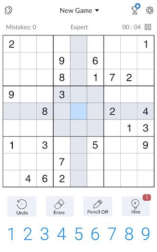 Sudoku - Free Classic Sudoku Puzzles 2.8.0 screenshots 10
