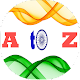 Indian flag letter A to Z Download on Windows