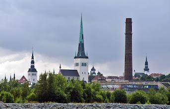 Photo: City of Towers - Tallinn.