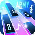BTS Army Magic Piano Tiles 2020 - BTS Army games icon