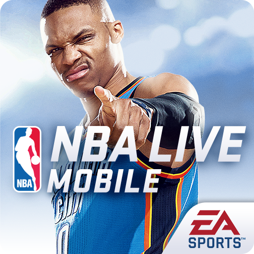NBA LIVE Mobile Basquete