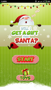 Will I Get A Gift From Santa? - náhled