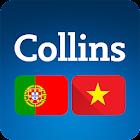 Collins Vietnamese<>Portuguese Dictionary icon