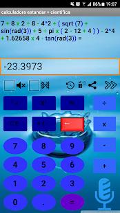 CalVoice (calculadora por voz) - náhled