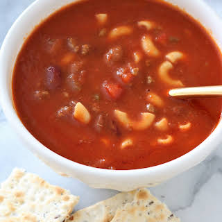 Favorite Crock-pot Chili.