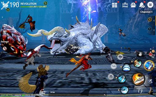 Blade&Soul Revolution 2.00.048.1 screenshots 12
