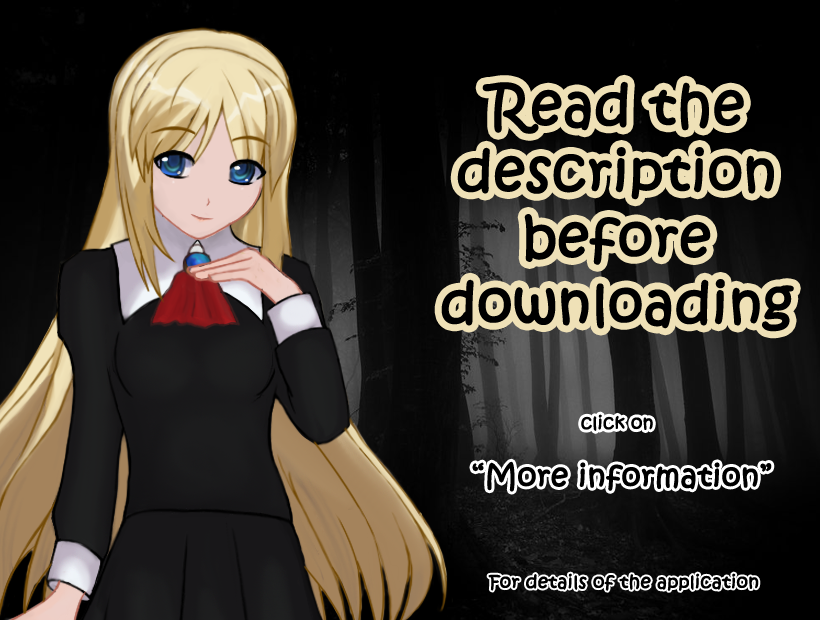 Trick and Treat - Visual Novel- screenshot