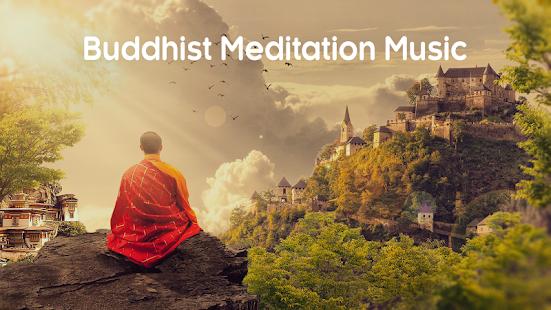 Buddhistické meditace hudba - náhled