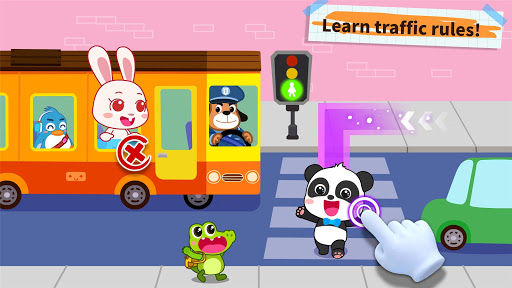 Baby Panda's Safety & Habits apkdebit screenshots 4
