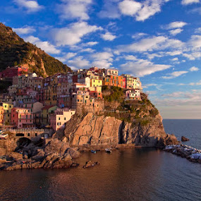 Manarola by Filippo Bianchi - Landscapes Travel