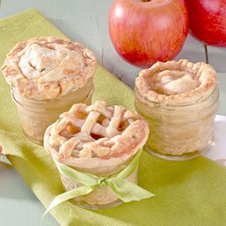 American Apple Pie in a Jar