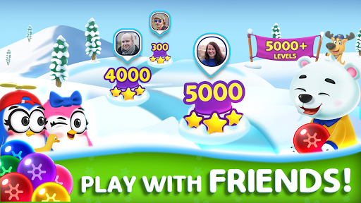 Frozen Pop - Frozen Games & Bubble Popping Fun! 2 5.5 screenshots 3