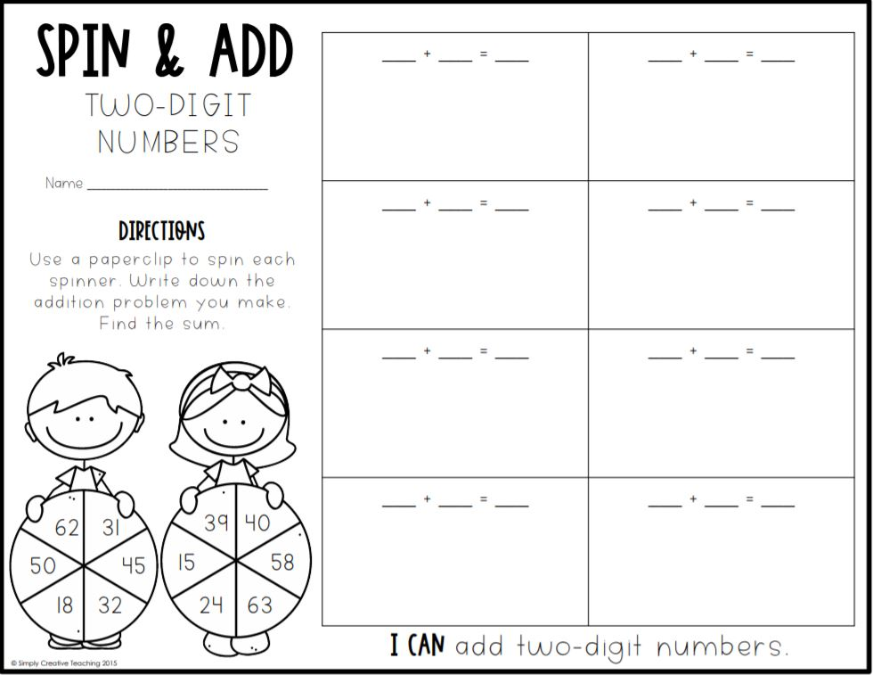 Print Out Academic Sheets