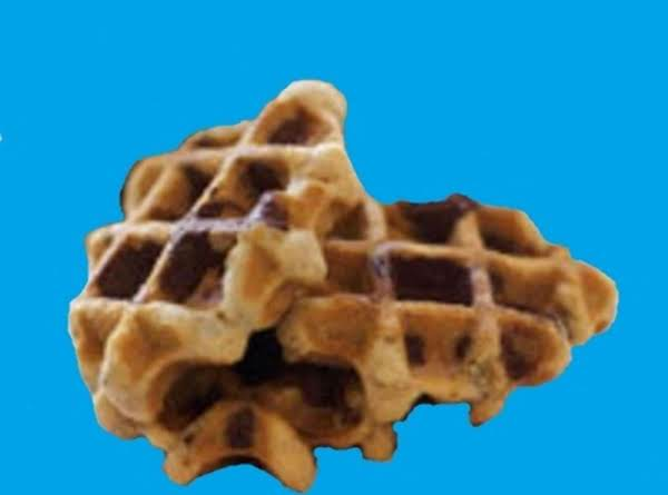 Waffle Iron Cookies!