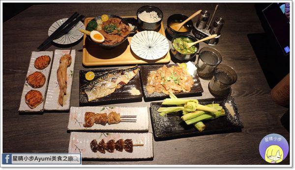 大河屋台南安平家樂福店-日式丼飯、酒食串燒、各種生啤、清酒,放假來大河屋放鬆小酌吃美食吧!