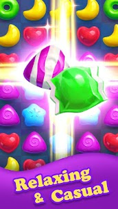 Crazy Candy Bomb – Sweet match 3 game 4