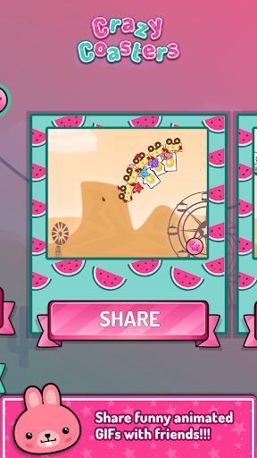 Crazy Coasters: Rainbow Road 5.0.0 screenshots 8