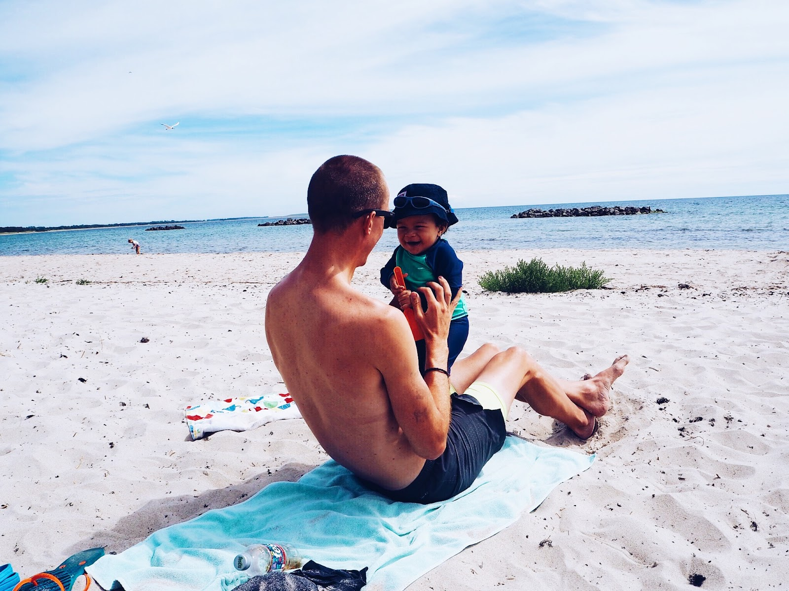 12 Summer Wardrobe Essentials for Baby  Beach Polarn O.Pyret