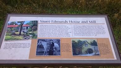 Photo: Yturri-Edmunds plaque 11/29/14