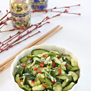 Mashed Cucumber Salad 拍黄瓜沙拉