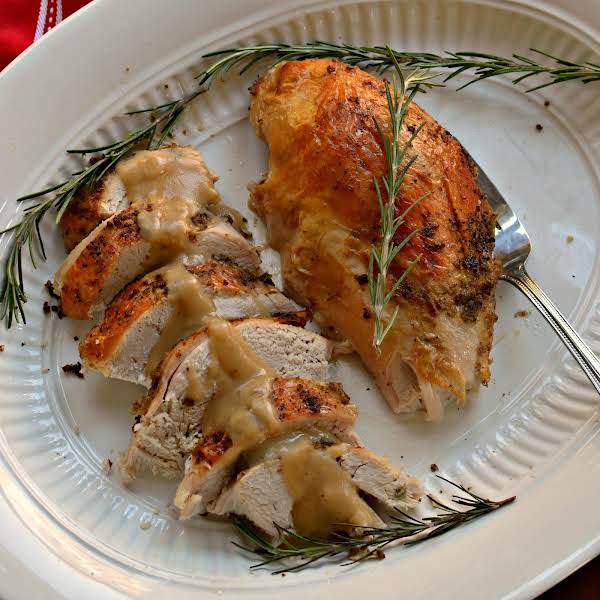 Slow Cooker Turkey Breast Cooks Up Moist And Tender Leaving Your Oven Free For All The Rest Of Your Sides