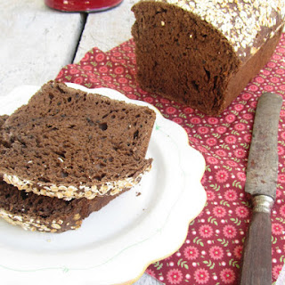 Carob and Seed Bread.