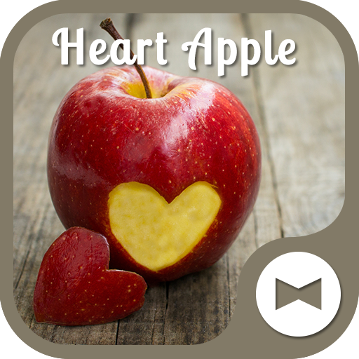 Wallpaper Heart Apple Theme Icon