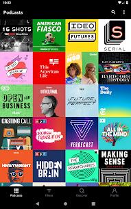 Pocket Casts – Podcast Player v7.0.3 [Patched] APK 9